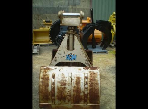 Clamshell Bucket AGM 30 HYD 2
