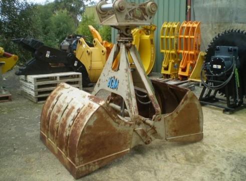 Clamshell Bucket AGM 30 HYD 3