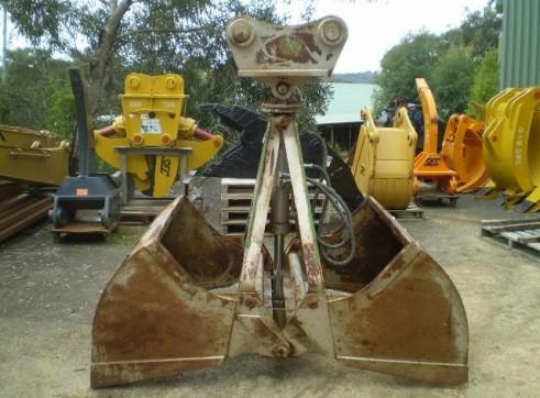 Clamshell Bucket AGM 30 HYD 4