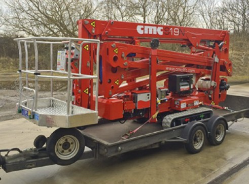 CMC S19N 18.8m Spider Lift 4