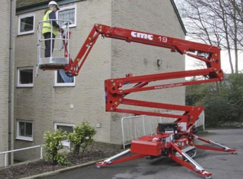CMC S19N 18.8m Spider Lift 3
