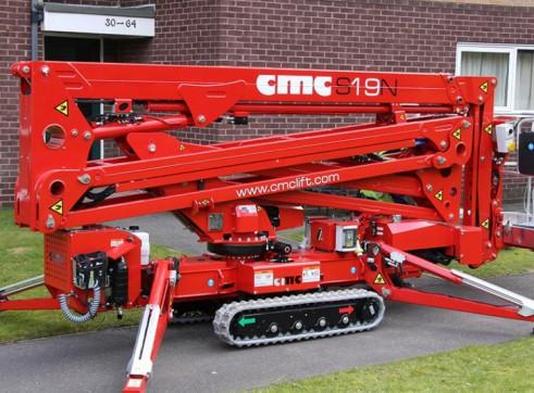CMC S19N 18.8m Spider Lift 5
