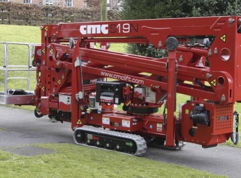 CMC S19N 18.8m Spider Lift 1