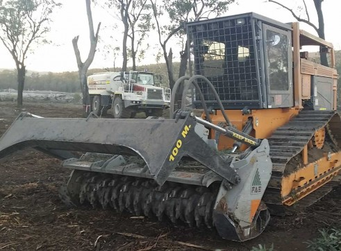 CMI 550 HP Forestry Mulcher 2