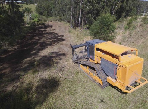 CMI 550 HP Forestry Mulcher 7