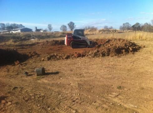 Combo = 4.5T Excavator + Bobcat 753  + Hino 10T Bin Tipper Truck 3