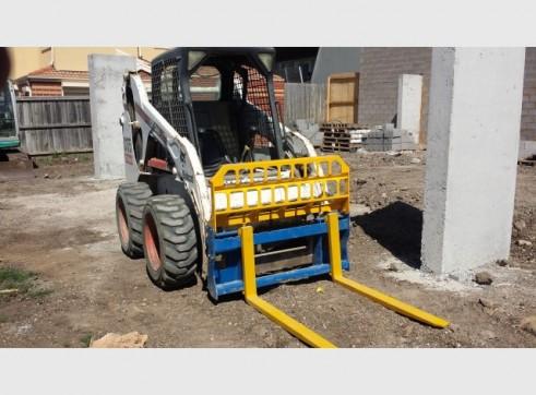 Combo - 6.5T Excavator + Bobcat + 23T Tipper 6