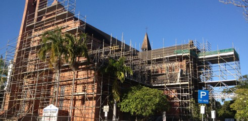 Commercial Scaffolding 1