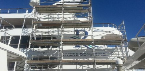 Commercial Scaffolding 3