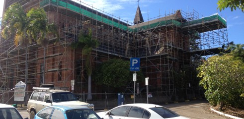 Commercial Scaffolding 4