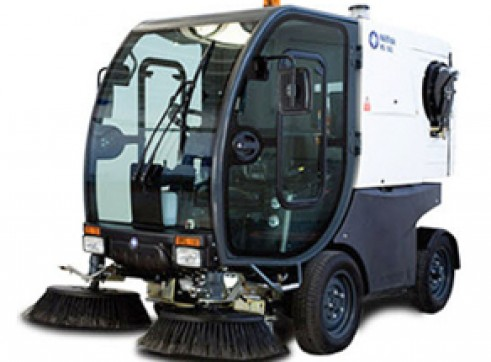 Compact Road Sweeper 1