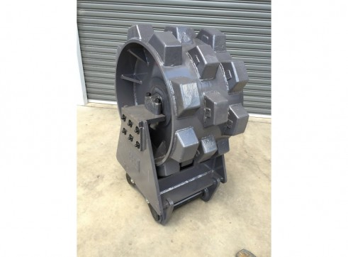 Compaction Wheels 1