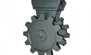 Compaction Wheels - suit 15-20T excavators 1