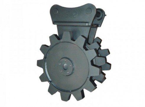 Compaction Wheels - suit 15-20T excavators 1