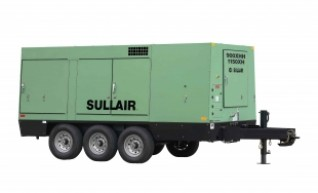 Compressor Sullaire 900/1150 Combo Aftercooled 1