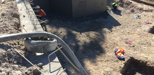 Concrete pump hire & shotcreting Based in Sydney. Call today! 6