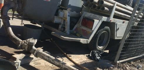 Concrete pump hire & shotcreting Based in Sydney. Call today! 7