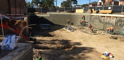 Concrete pump hire & shotcreting Based in Sydney. Call today! 8