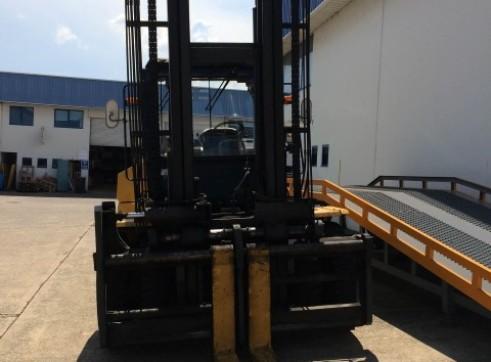 Container Handler Rental (forklift) 2