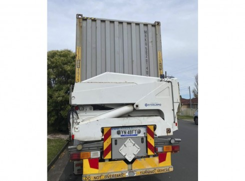 Container Side Loader Trailer 1