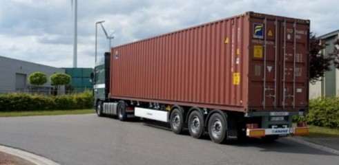 Container Transport and Handling 1