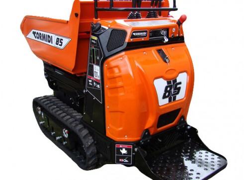 Cormidi C10.80 800kg Series Diesel Tracked Dumper 1