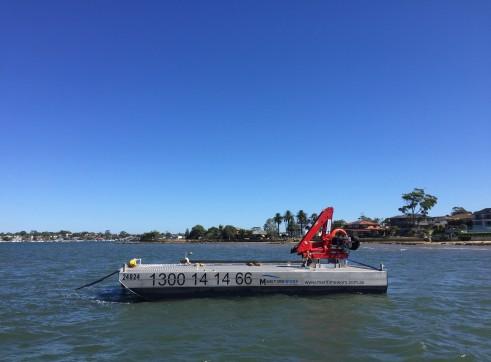 Crane Barge 1