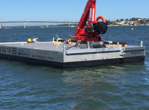 Crane Barge 5