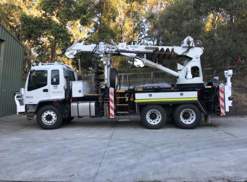 Crane Borer Truck 1