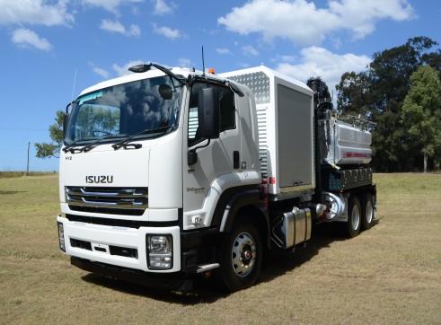 6000L Vacuum Excavation Trucks 1