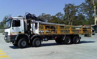 Crane Trucks (Front Mount) 1