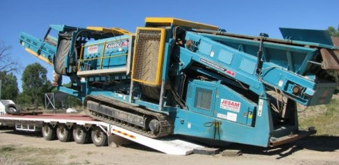 Crushing and Screening Contractor 2