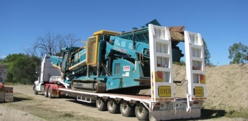 Crushing and Screening Contractor 3