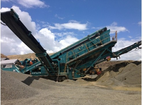 Crushing and Screening Plant 2