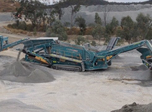 Crushing and Screening Plant 3