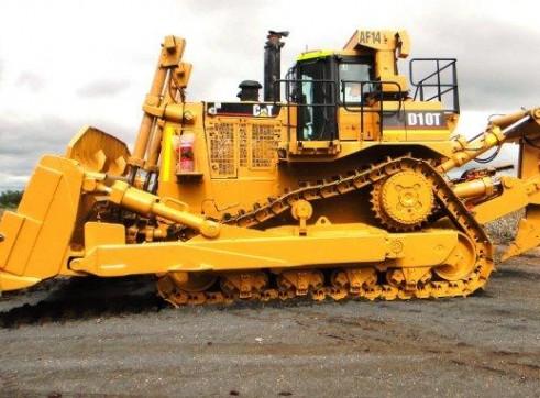 D10T Caterpillar Dozer (D10T #14) 3