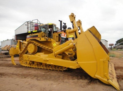 D11R CD Caterpillar Dozer (D11R #6) 2