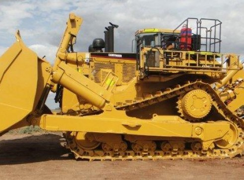 D11R CD Caterpillar Dozer (D11R #6) 3