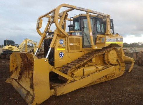 D6 Dozer Cat with GPS 1