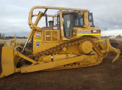 D6 Dozer Cat with GPS 2