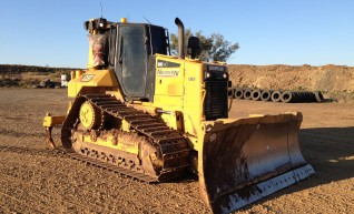 D6N XL Caterpillar Dozer 1