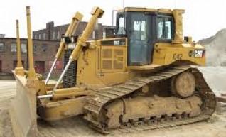 D6R Swampie Cat Dozer 1