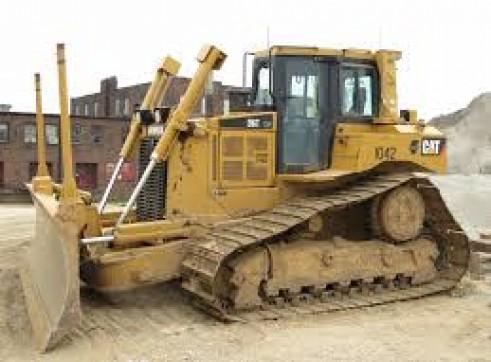 D6R Swampie Cat Dozer