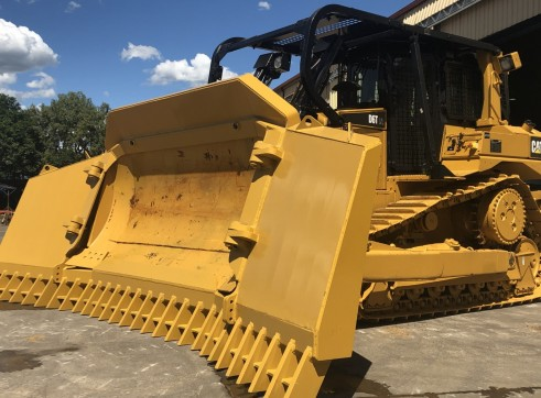 D6T Caterpillar Dozer 2