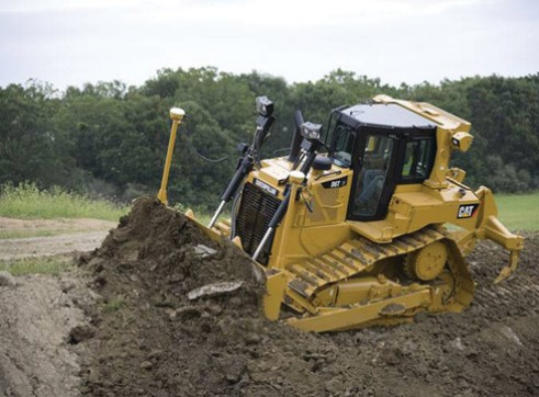 D6T Caterpillar Dozer 1