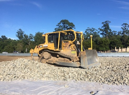 D6T Dozer w/GPS and scrub protection 11