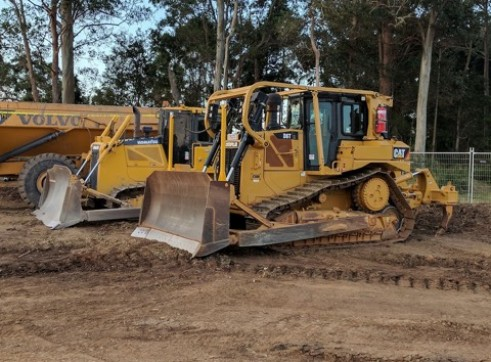 D6T Dozer w/GPS and scrub protection 3
