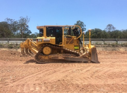 D6T Dozer w/GPS and scrub protection 4