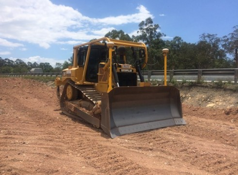 D6T Dozer w/GPS and scrub protection 5
