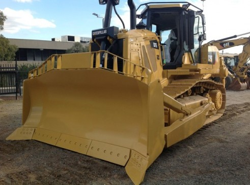 D7E (Electric) Dozer